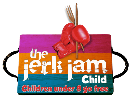 JerkJam Child ticket